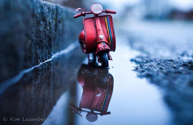 Water Overload, by Kim Leuenberger