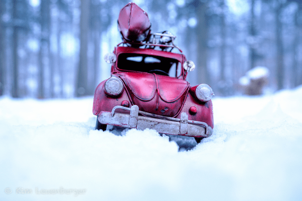 New Car, New Season, New Adventures, by Kim Leuenberger