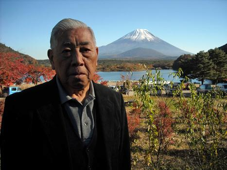 Yamada Yoshifumi was born near Aokigahara 83 years ago. Like many other locals, Yoshifumi was a volunteer firefighter and has collected several bodies from the forest.
