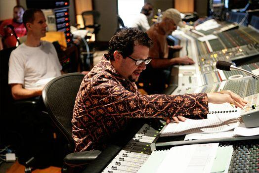 New Jersey native Michael Giacchino composed the music for
