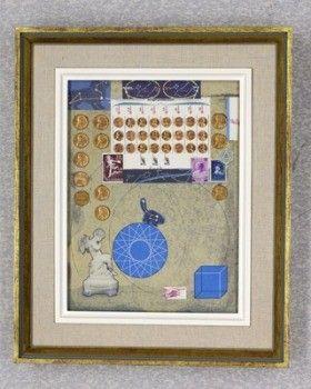 Penny Arcade series re Autumnal, Joseph Cornell