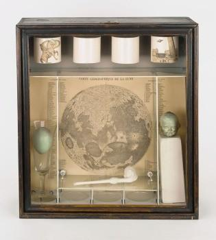 Untitled (Soap Bubble Set), Joseph Cornell