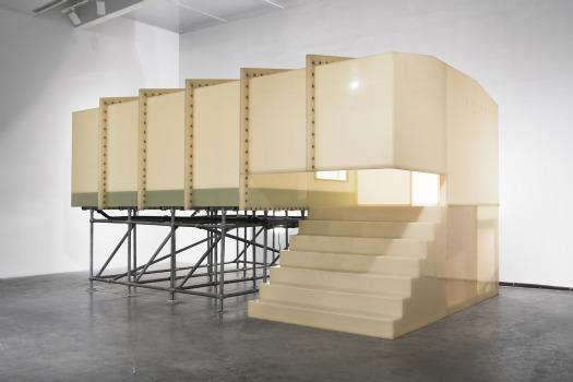 Giant Psycho Tank, Carsten Höller, New Museum