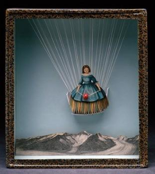 Untitled (Tilly Losch), Joseph Cornell
