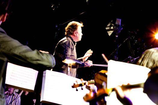 Conductor Justin Bischof