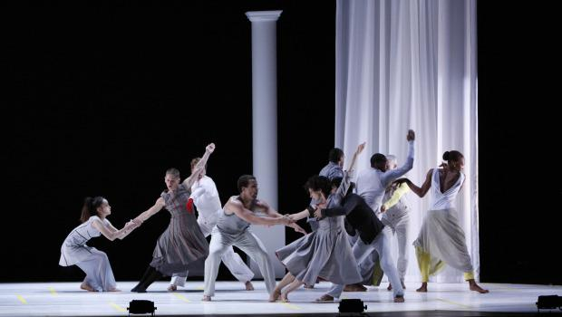 Bill T. Jones Dance Company: Fondly Do We Hope... Fervently Do We Pray