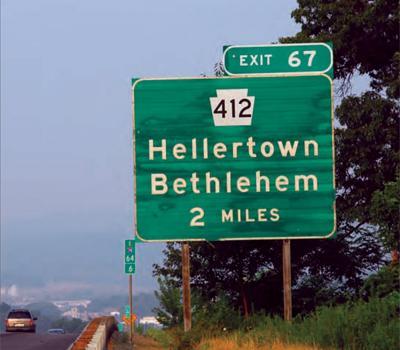 Don Meeker, Highway Signs Slide 3