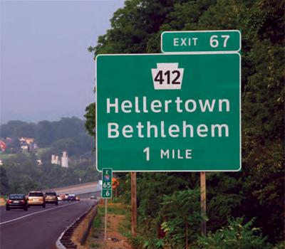 Don Meeker, Highway Signs Slide 4
