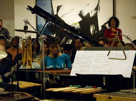 Pianist Jade Simmons performs Corigliano's Etude Fantasy