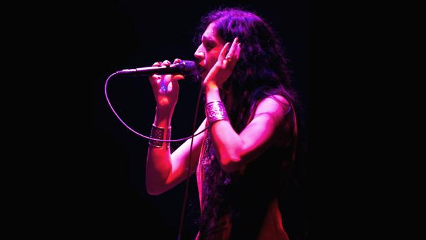 Niyaz performed at Le Poisson Rouge in Greenwich Village on February 26.
