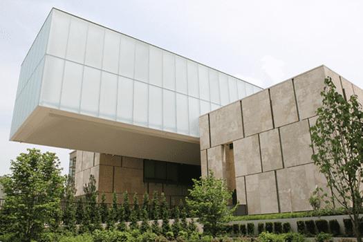Barnes Foundation, Benjamin Franklin Parkway, Philadelphia, Pennsylvania