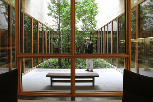 Barnes Foundation, Philadelphia, Pennsylvania, Laurie Olin