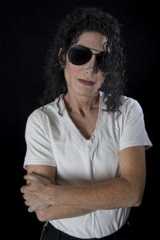 Devra Gregory - San Diego, California. Impersonator since 2000. An impersonator is exacting in his or her duplication of their subject, creating a look and performance that are as close to the origina