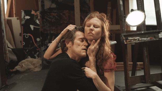 In 4:44 Last Day on Earth Dafoe plays an artist coping with the imminent end of the world.