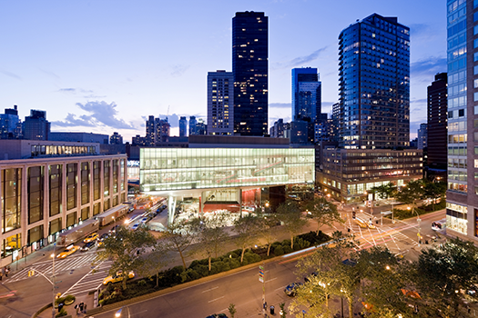 Lincoln Center's Alice Tully Hall underwent sweeping renovations in 2009.