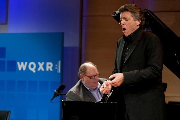 Thomas Hampson in The Greene Space