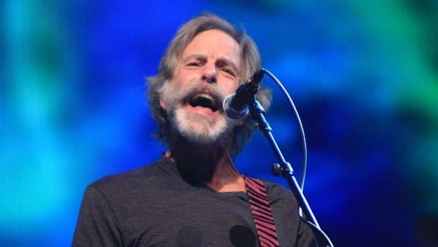 Bob Weir performed with Furthur at Radio City Music Hall in Midtown on February 24.