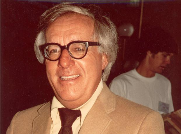 Rad Bradbury, author of Fahrenheit 451