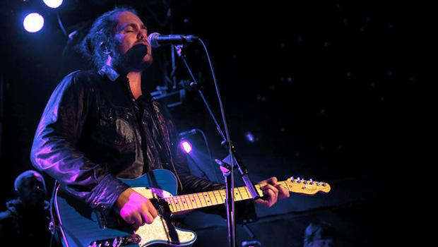 Citizen Cope performed at the Bowery Ballroom on the L.E.S. on February 12.