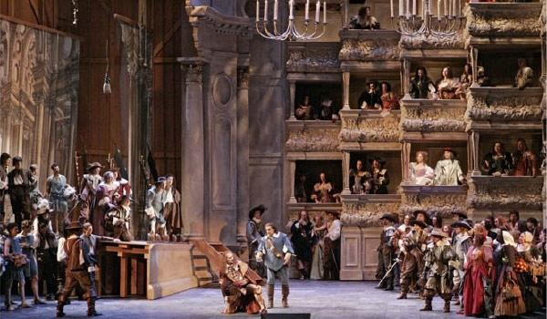 Cyrano de Begerac at Teatro alla Scala (2008), directed by Francesca Zambello