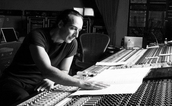 Alexandre Desplat, composer of the score for
