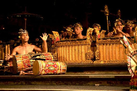 Dewa Ketut Alit and Gamelan Salukat