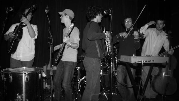 La Strada performed at Union Pool in Williamsburg on March 26.