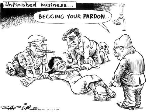 Political Satire in South Africa - On The Media