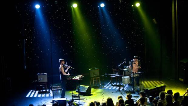Owen Pallett performs at Webster Hall on April 22