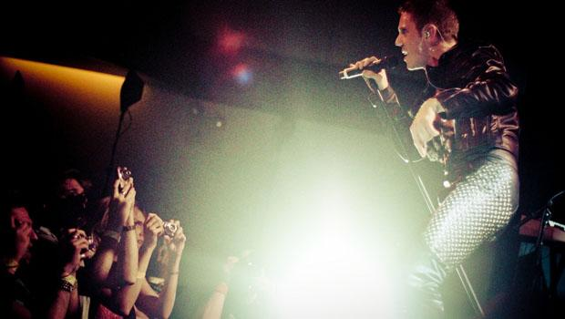 Scissor Sisters performed at the Bowery Ballroom in the LES on March 17.