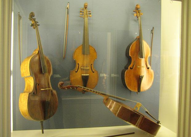 Jordi Savall has mastered the viola da gamba, popularized in Europe in the 15th and 16th centuries and tuned in fourths rather than the modern-day fifth tuning of stringed instruments.