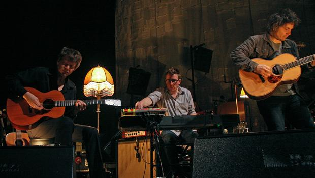 Wilco performed at the Wellmont Theater in Montclair, N.J. on April 2.