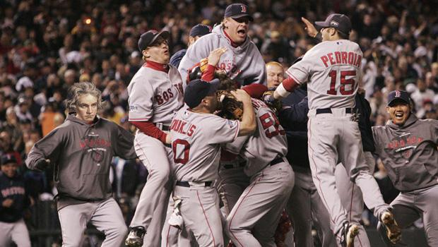 The unthinkable happened for many Red Sox fans at the 2006 World Series. Beethoven was there.
