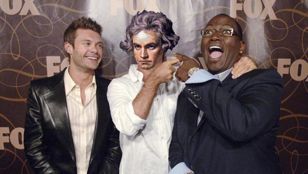 Beethoven steps in as judge on American Idol.