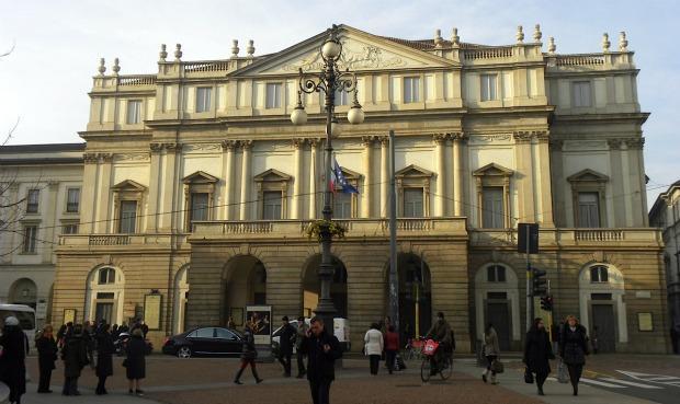 Teatro alla Scala, Milan, Italy