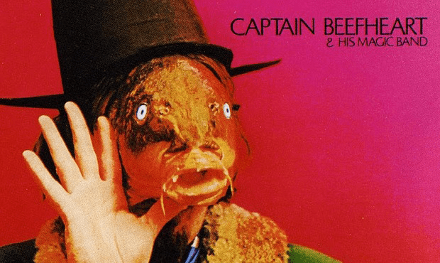 Cover of Trout Mask Replica by Captain Beefheart   His Magic Band