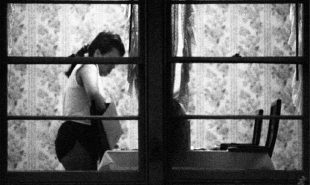 'Night Surveillance Series,' Untitled no. 50. Pasadena, CA, 1995