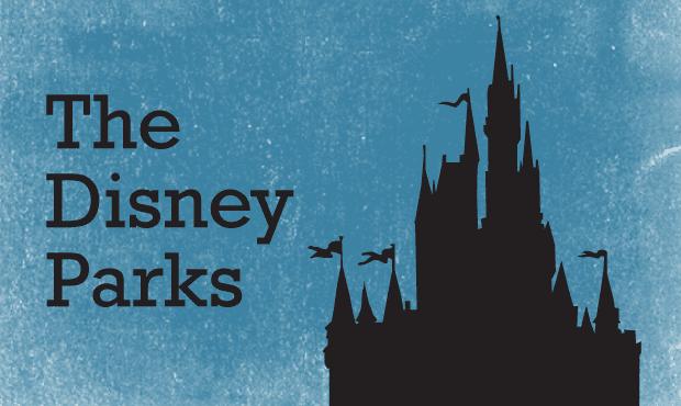 Disney parks American Icons Studio 360
