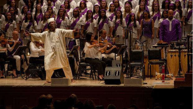 Golijov's ''St. Mark Passion' at Carnegie Hall