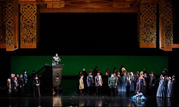Donizetti's 'Anna Bolena' at Lyric Opera of Chicago