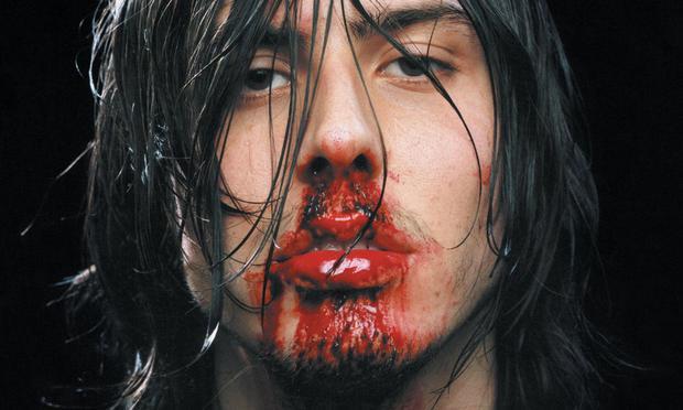 Andrew W.K.'s album, 'I Get Wet,' was released in 2001.