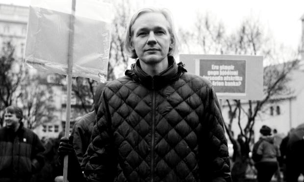 Julian Assange is a subject of Academy Award winner Alex Gibney's new documentary feature We Steal Secrets:  The Story of WikiLeaks Leaks, a Focus World release.
