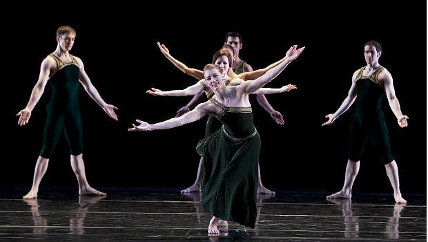 Paul Taylor Dance Company: 'Brandenburgs'