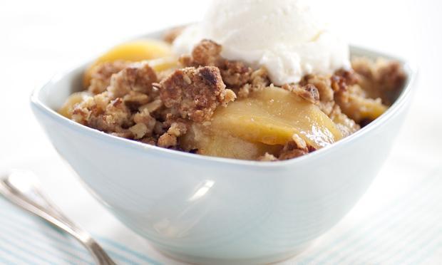 America S Test Kitchen Fruit Crisp