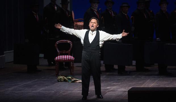 Javier Camarena delivers rare encore in 'La Centerentola'
