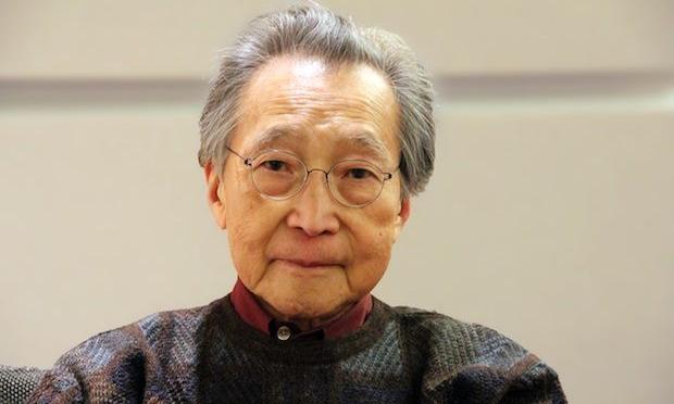 Composer Chou Wen-chung