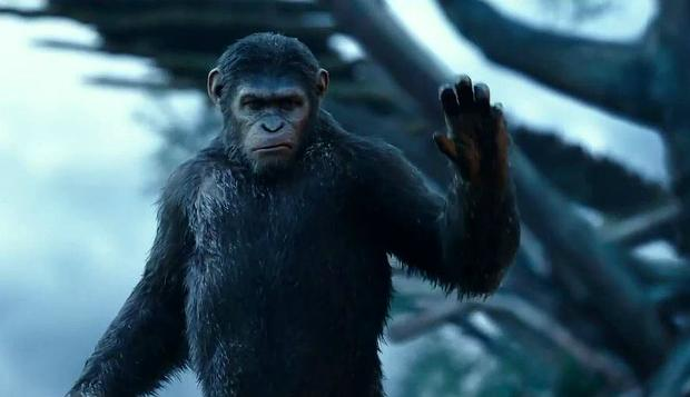 Still from 'Dawn of Planet of the Apes'
