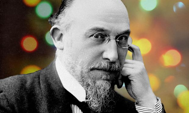 Composer Erik Satie was born May 17, 1866 in Honfleur, France