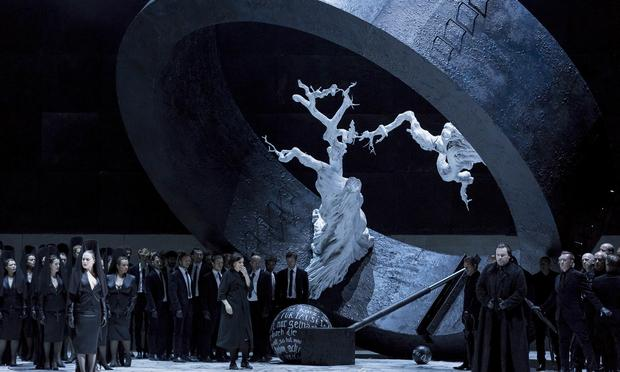Gounod's 'Faust' from the Royal Theater in Turin, Italy.