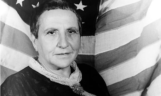 Gertrude Stein in 1935
